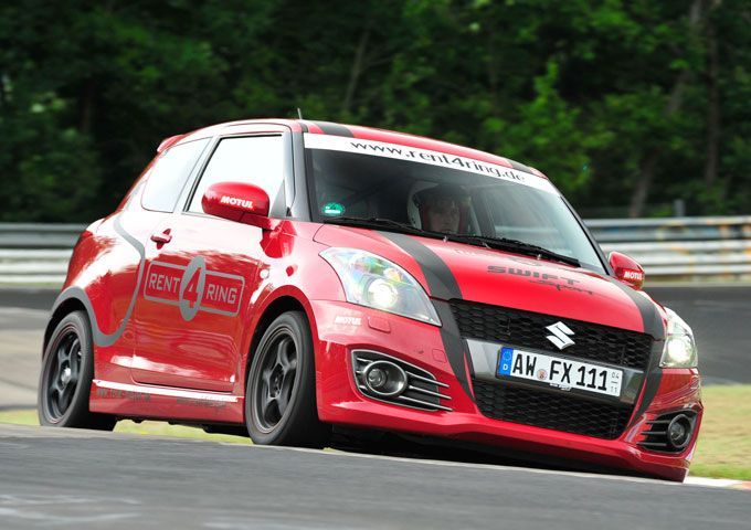Suzuki Swift Stage 1