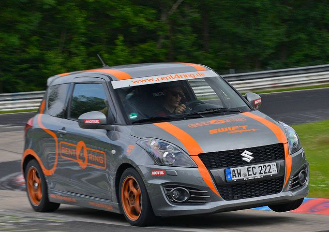 Nurburgring And Nordschleife Rental Race Car Infos